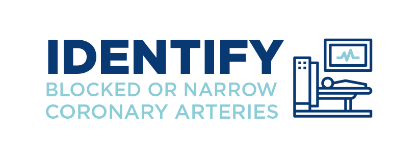 Identify Blocked Or Narrowed Coronary Arteries